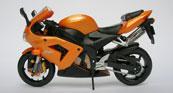 Kawasaki ZX-10R (Ninja)  scale 1:12 motor bike by Maisto