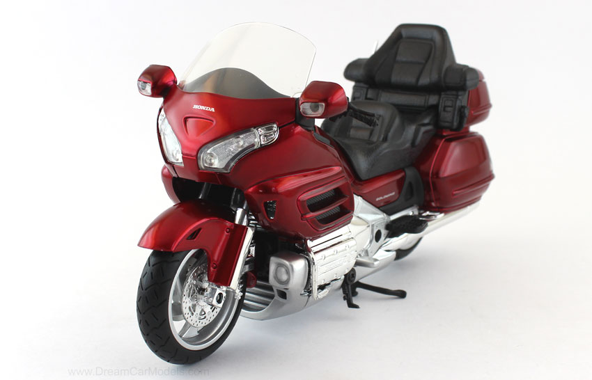 home diecast scale models bikes honda goldwing scale 1 12 ...