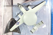 E-2C Hawkeye, size 3.3inch in Light Grey by Maisto, miniature diecast scale model military plane, toy plane, kids toys, toys for boys, vehicle toys, licensed automobile miniature replica model vehicle