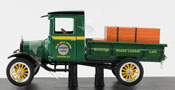 Ford Model TT - Saw Mill 1923, scale 1:32 in Green by Signature Models, diecast miniature scale model pickup truck.